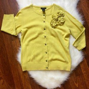 NY&Co Embellished Cardigan